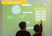 هوشمندسازی 40 درصد از کلاسهای مدارس شهرستان جم