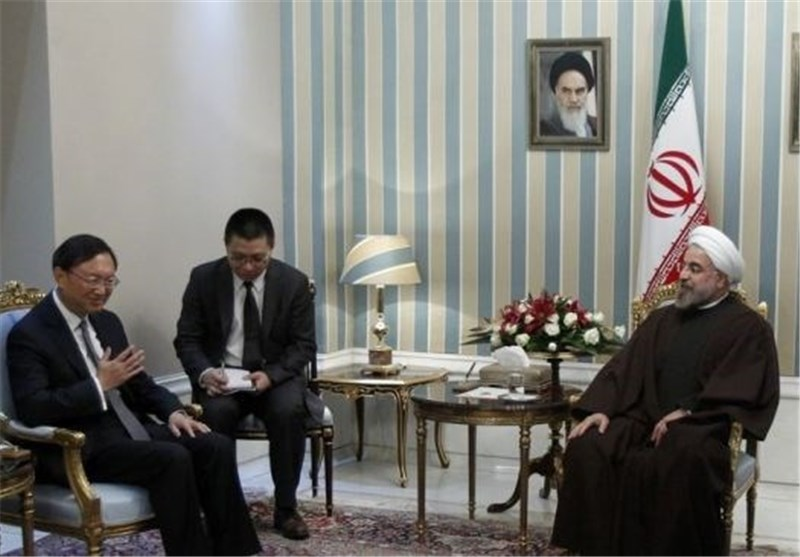 China Says Honors Iran's Right to Enrich Uranium