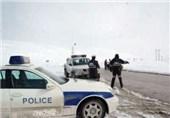 طرح زمستانی پلیس و نیروهای امدادی در جادههای لرستان آغاز شد