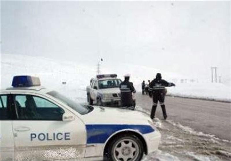 طرح زمستانی پلیس
