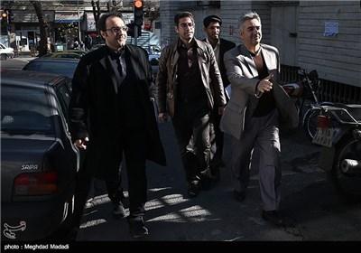 مدیر القناة التلفیزیونیة الاولی یزور مبنی وکالة تسنیم