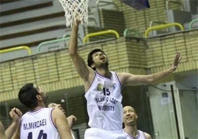 بسکتبال دانشگاه آزاد