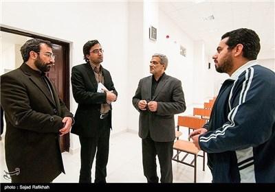 المدیر التنفیذی لوکالة تسنیم یلتقی آیة الله قربانی ممثل الولی الفقیه بمحافظة کیلان