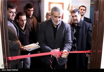 افتتاح مکتب وکالة تسنیم الدولیة فی محافظة کیلان