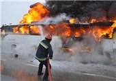 آتشسوزی در موتور اتوبوس اسکانیا، غیرقابل پیش بینی بود