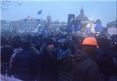 Ukraine Opposition Calls for Mass Protest