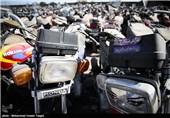 21 درصد موتورسیکلتهای کشور در تهران تردد دارند