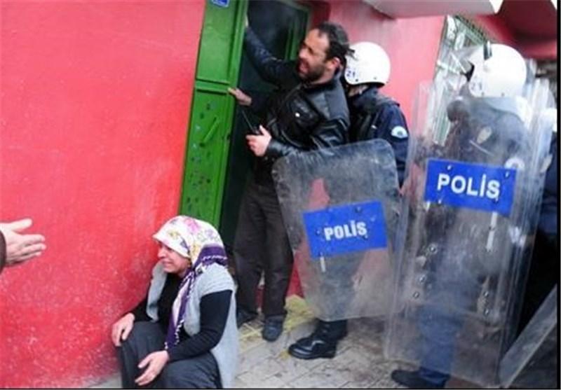 نیروهای امنیتی ترکیه 7 شهروند کرد را بازداشت کردند