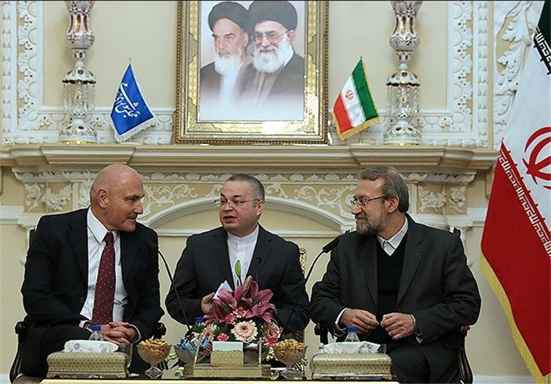 Speaker Voices Parliament's Support for Iran-Switzerland Closer Ties