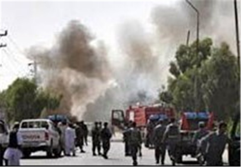 Explosion Hits Afghan Capital