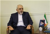 Iranian FM, Brunei Envoy Discuss Bilateral Ties