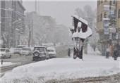 توقف فعالیت آلایندهها در اصفهان/ دست خیر سومین برف زمستانی