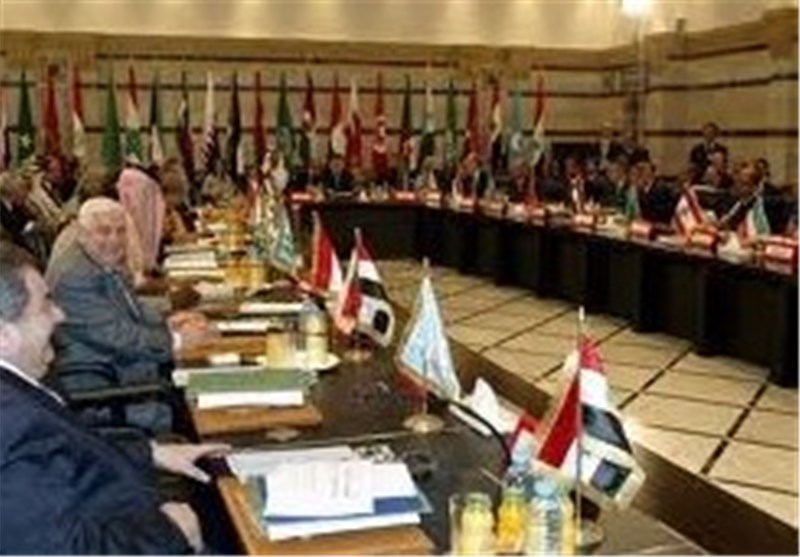 وزرای خارجه عرب