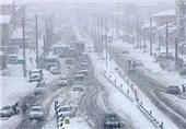 راههای روستائی مناطق سردسیر کهگیلویه و بویراحمد مسدود شد