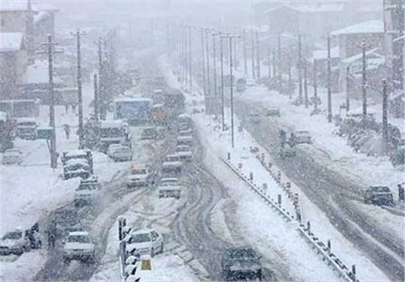Afbeeldingsresultaat voor بارش برف و باران در شهرهای ایران