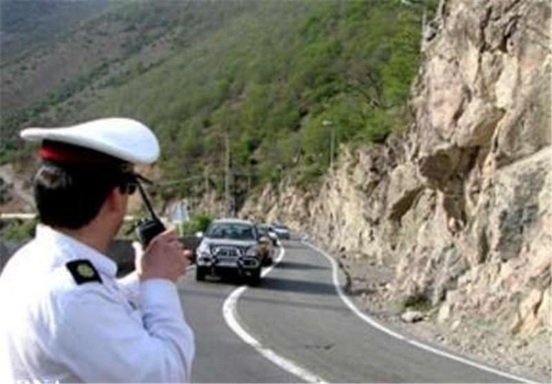افزایش 10 درصدی تردد در محورهای شمالی فارس