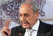 بری: موضع « سعد حریری» قابل تقدیر است