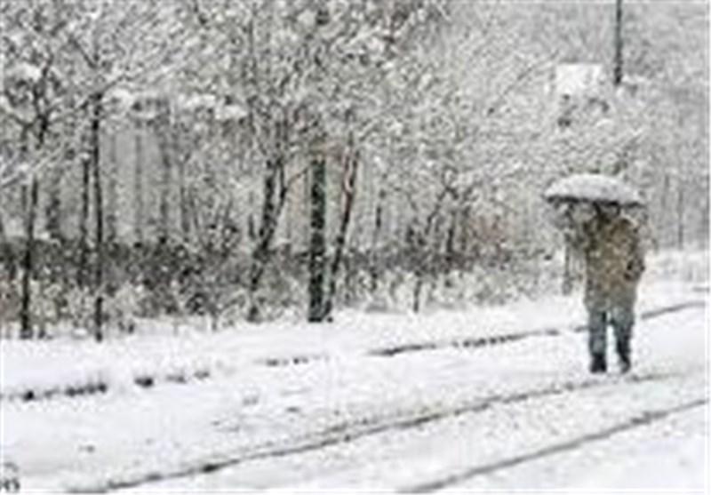 برف/اردبیل