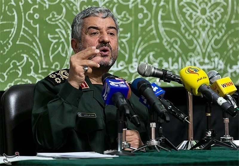 Commander: States Keen to Use Iran's Experiences in Flight Security