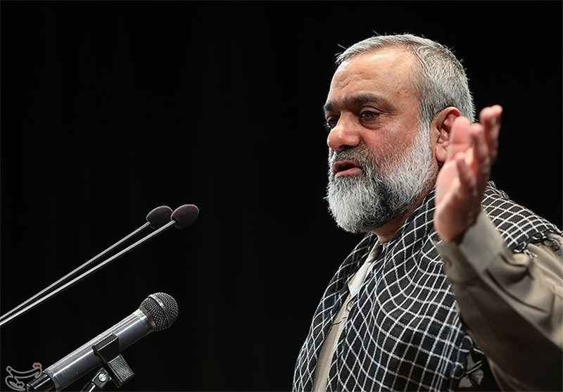 Iranian Cmdr. Urges Anti-Israel Groups to Sign Defense Deal