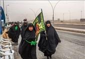زائران مشهد مقدس تا صبح امروز به مرز 3 میلیون نفر رسیدند/ ورود 4 هزار هیئت مذهبی به مشهد