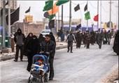 بزرگترین کاروان زائران پیاده امام رضا(ع) با 4000 نفر از نیشابور به راه افتاد