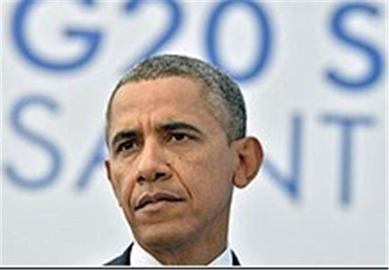 أوباما یستعد لاستخدام الفیتو فی حال أقر الکونغرس تشدید العقوبات ضد إیران
