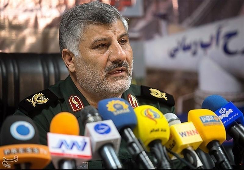 IRGC Construction Base Implementing 9 Mega Projects: Commander