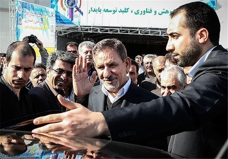 Iran's First VP: Foundation of Sanctions Weakened