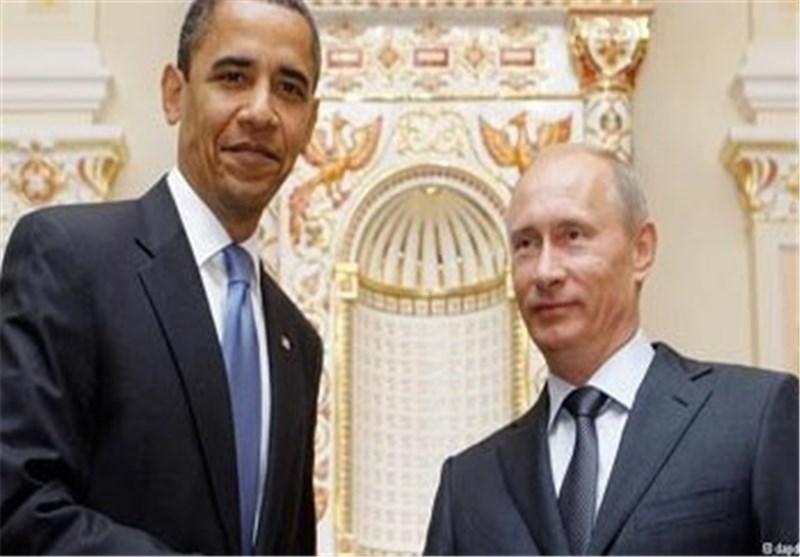 پوتین اوباما