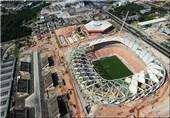 تدابیر گسترده دولت برزیل برای امنیت جام جهانی