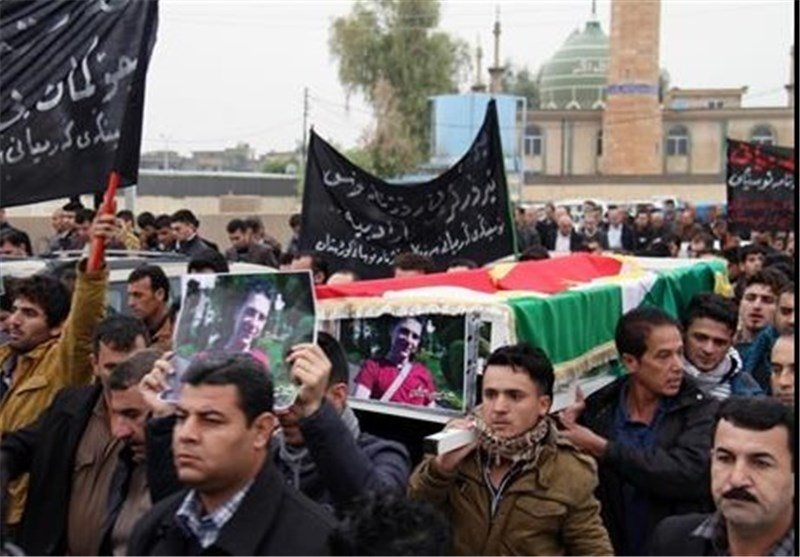 افراد مسلح 12 زن و مرد را در آپارتمانی در بغداد به قتل رساندند