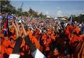 هزاران نفر از مردم کامبوج خواستار استعفای نخست وزیر شدند