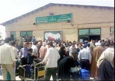 زائرانی که گذرنامه ندارند فقط از مرز چزابه وارد کشور شوند
