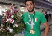 شناگر کیشی 4 مدال رنگارنگ کسب کرد