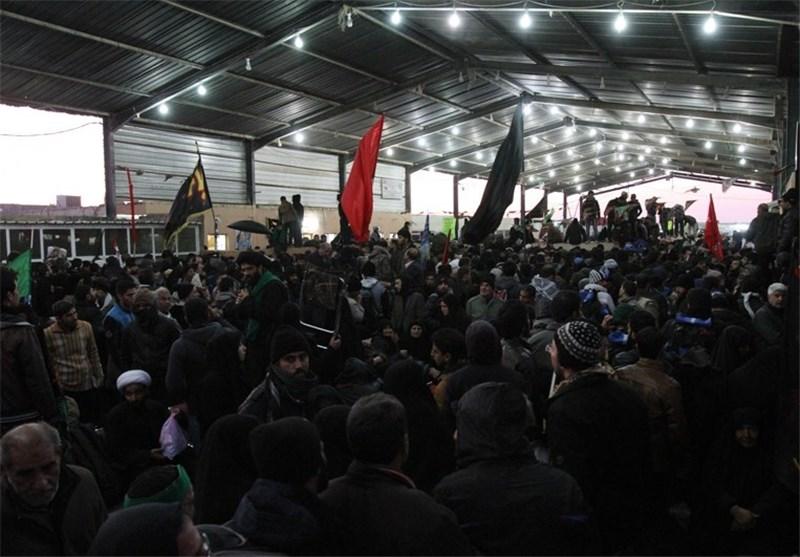 دالانهای تنگ و تجربه فشار قبر برای زائران عتبات در مرزهای ورودی به عراق