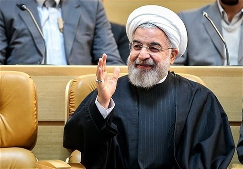 Rouhani Asks for World Leaders' Joint Efforts to Boost Global Peace