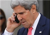 Kerry Talks with Zarif over Phone, Faces Tehran's Displeasure