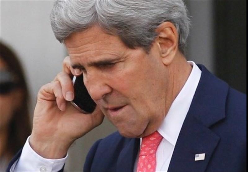 Kerry Talks with Zarif over Phone, Faces Tehran's Displeasure