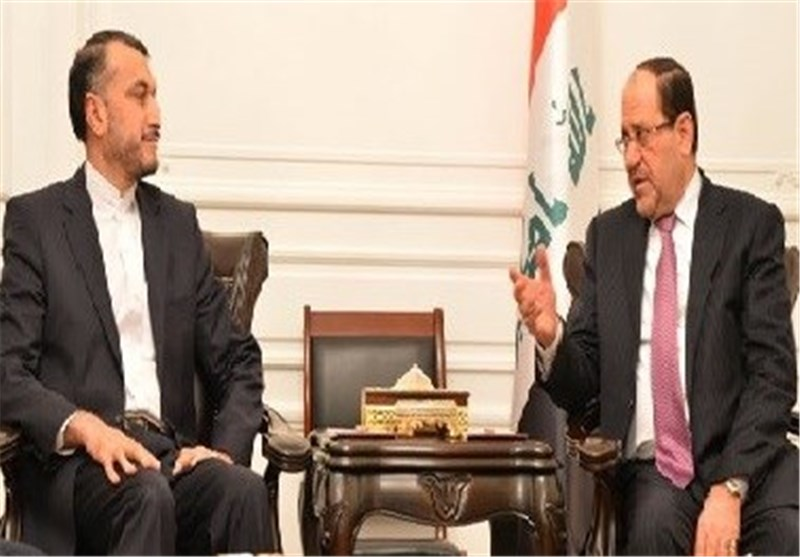 Maleki Says Iraq Arrests Terrorists behind Attack on Iranian Workers