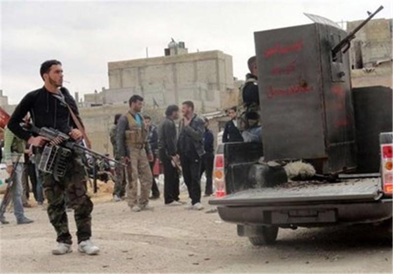 انهیار الآلیة الأمریکیة لتوزیع السلاح وراء وقف ضخ المزید للعصابات الارهابیة فی سوریا