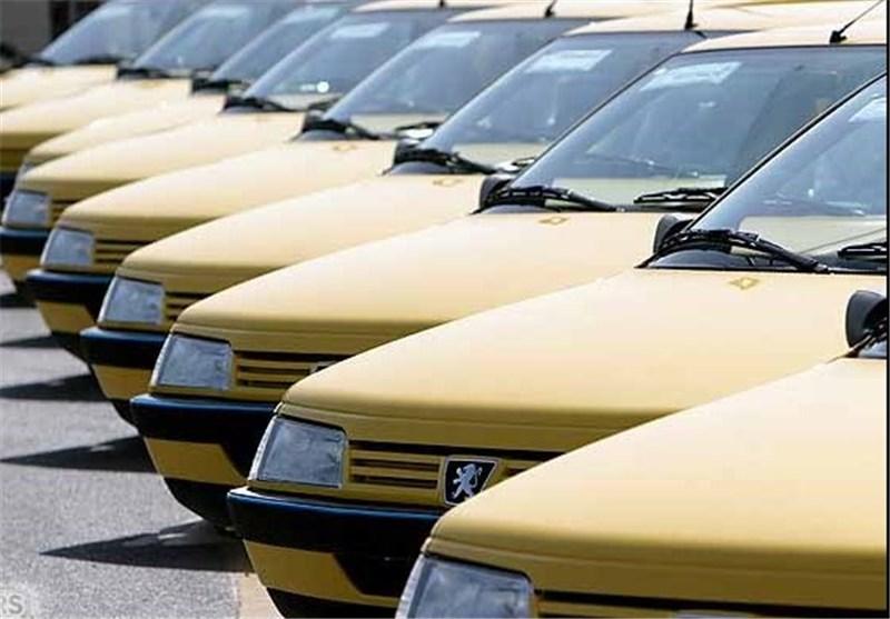 فعالیت 283 تاکسی درون و برون شهری در چناران