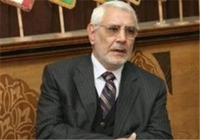 بازداشت نامزد سابق ریاست جمهوری مصر به اتهام ارتباط با اخوان المسملین
