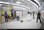 زیرگذر چهارراه ولیعصر مشکل تداخل عابران با خودروها را حل میکند/ فردا افتتاح رسمی پروژه