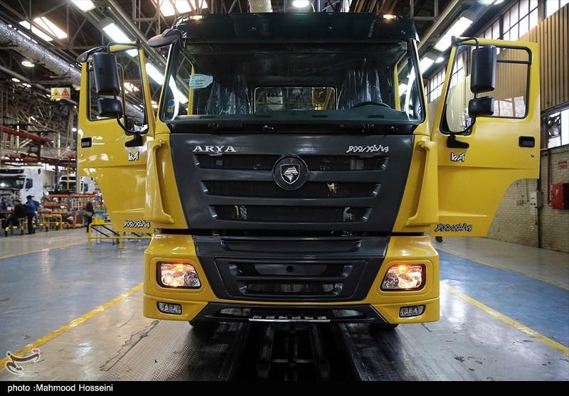 افتتاح خط تولید سه محصول جدید ایران خودرو دیزل