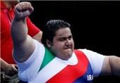 جوان معلول اشنویهای رکورد وزنه برداری جهان را شکست