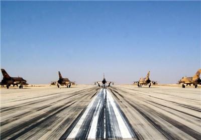 رزمایش نیروی هوایی ارتش