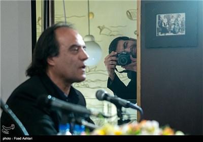 """سخنرانی سیف الله صمدیان در مراسم رونمایی از کتاب """"1970 روز در شماره 6 ژان بارت"""""""