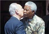 تلاش موساد برای جذب ماندلا به سمت صهیونیسم
