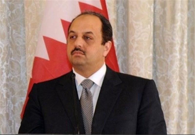 وزیر الخارجیة القطری : لا حل الا سیاسیاً فی سوریا